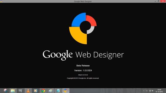 Animaciones web con Google web designer