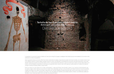 Tertulia San Gaudioso